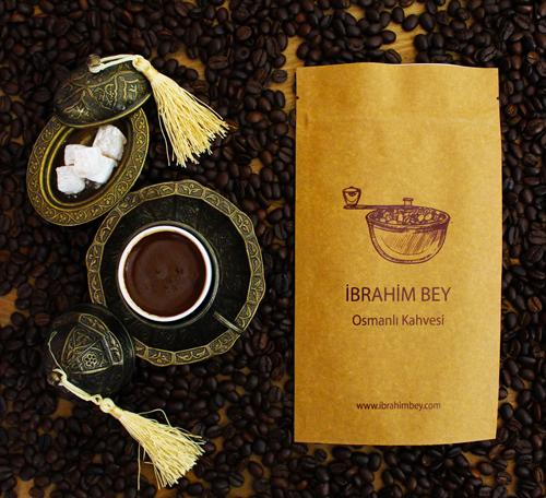 İbrahim Bey Osmanlı Kahvesi